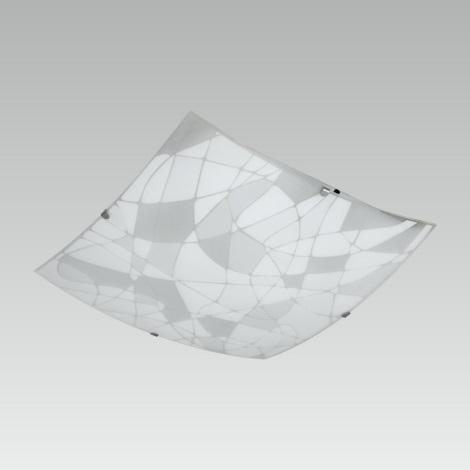 LUXERA 45114 - Nástenné stropné svietidlo FERRATA 3xE27/60W