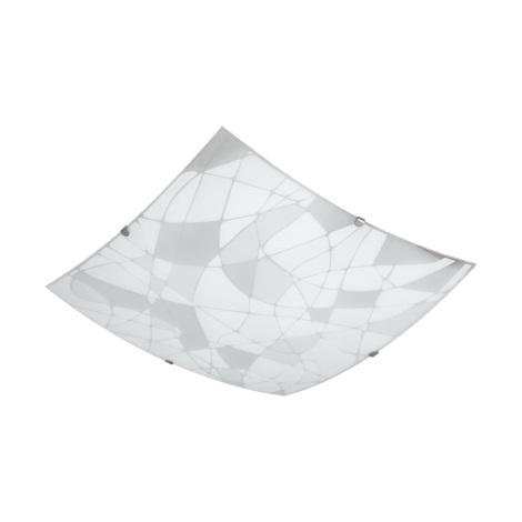 LUXERA 45115 - Nástenné stropné svietidlo FERRATA 2xE27/60W