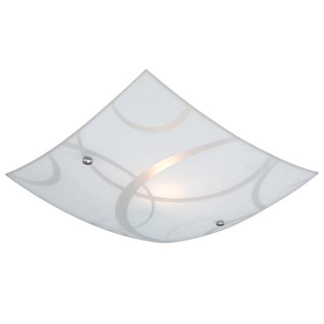 Luxera 45123 - Stropné svietidlo ROMERO 1xE27/60W/230V