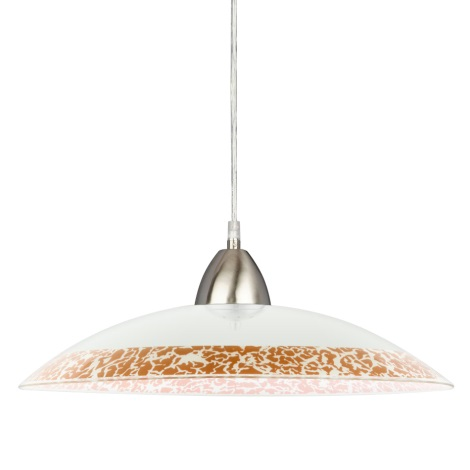 Luxera 45126 - Luster MAGMA 1xE27/60W/230V
