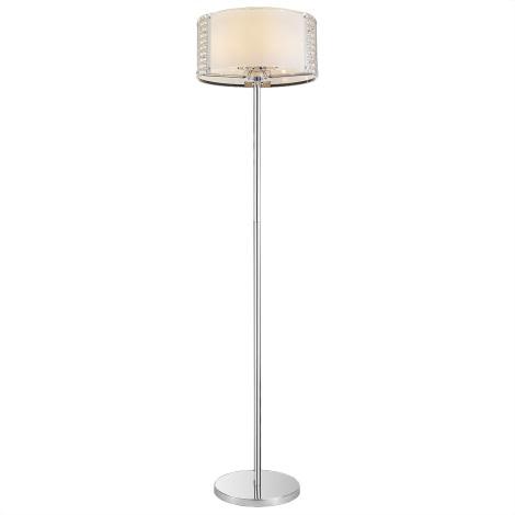 Luxera 46114 - Stojaca lampa CIFRA 4xG9/33W/230V