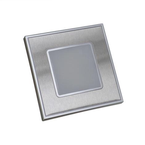 Luxera 48303 - LED Nástenné schodiskové svietidlo 1xLED/1W/230V