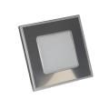 Luxera 48304 - LED Nástenné schodiskové svietidlo 16xLED/1W/230V