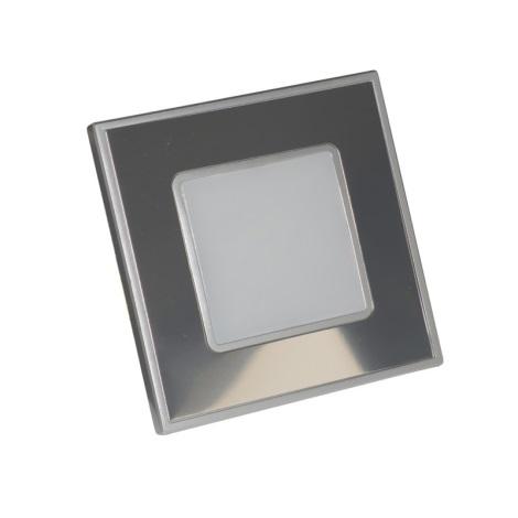 Luxera 48304 - LED Nástenné schodišťové svietidlo 16xLED/1W/230V