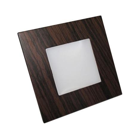 Luxera 48306 - LED orientačné svietidlo STEP LIGHT 16xLED SMD/1W/230V