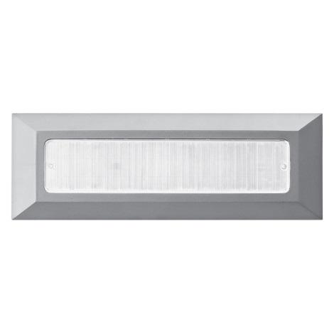 Luxera 48310 - LED vonkajšie osvetlenie RADIX 44xLED SMD/4W/230V