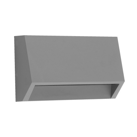 Luxera 48317 - LED Vonkajšie svietidlo RADIX LED/2W/230V