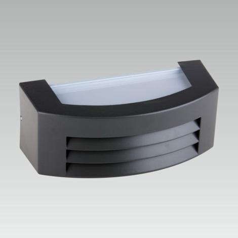 LUXERA 61023 - Vonkajšie nástenné svietidlo TERST 1xE27/60W
