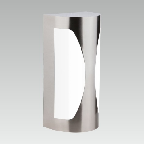 LUXERA 61025 - Vonkajšie nástenné svietidlo TRAPANI 1xE27/60W