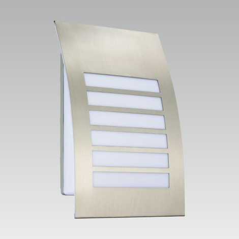 Luxera 61035 - Nástenná lampička PRISMA 2xE27 / 11W / 230V