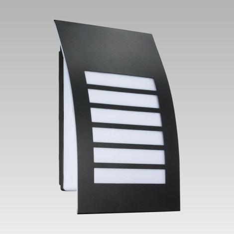Luxera 61036 - Nástenná lampička PRISMA 2xE27 / 11W / 230V