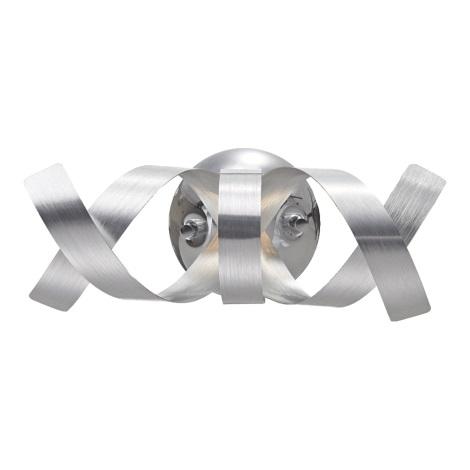 Luxera 64345 - Nástenné svietidlo RIBBON 1xG9/33W/230V