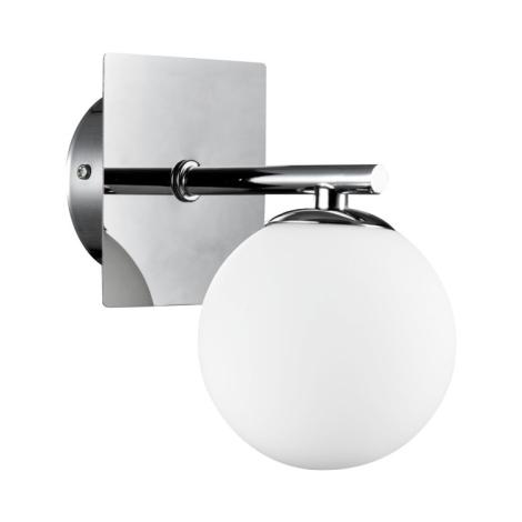Luxera 65019 - Kúpeľňové svietidlo NAOS 1xG9/33W/230V