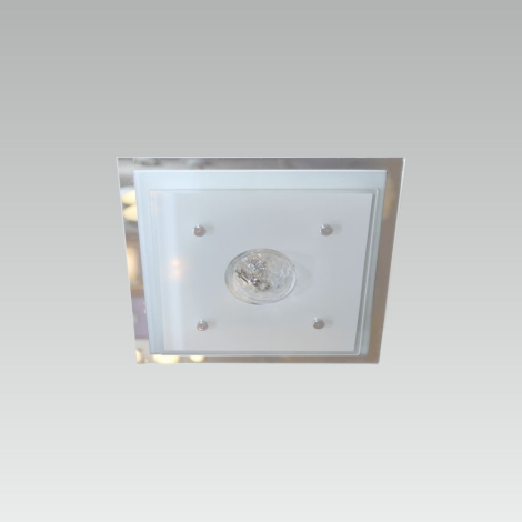 LUXERA 65113 - Nástenné svietidlo IKAROS DIAMOND 1xE27/60W