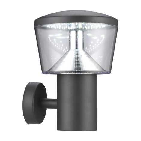 Luxera 66004 - LED Vonkajšie nástenné svietidlo DUBLIN LED/11W/230V