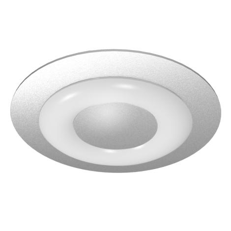 LUXERA 75300 - Stropné žiarivkové svietidlo MADISON 1xT5/55W guľaté