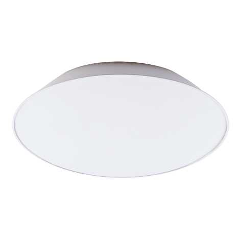 LUXERA 75302 - Stropné žiarivkové svietidlo BAIKAL 2xT5/22W +55 W