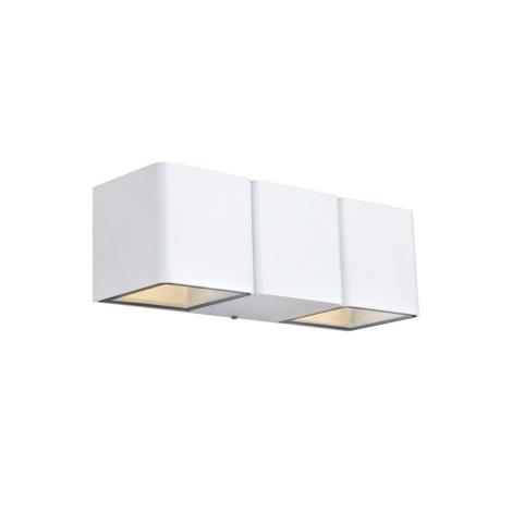 Markslöjd 106518 - LED Vonkajšie nástenné svietidlo CETO 2xLED/4W/230V IP44