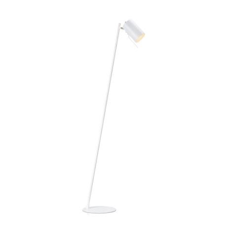 Markslöjd 106878 - Stmievateľná stojacia lampa CARRIE 1xGU10/35W/230V biela