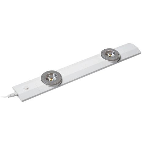 Megaman L0502CB - podlinkové svietidlo SMARTLITE 2xGX53/9W/230V