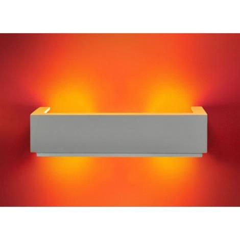 MW-8203 - Nástenné svietidlo 2xE14/40W/230V