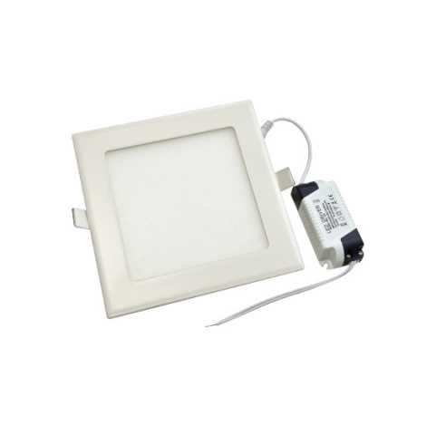 Narva 253400021 - LED podhľadové svietidlo RIKI-V LED SMD/12W/230V 175x175 mm