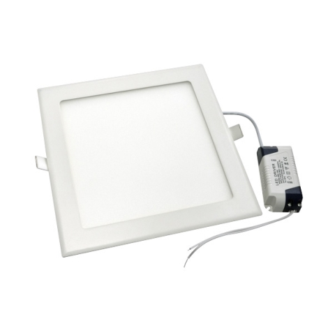 Narva 253400030 - LED podhľadové svietidlo RIKI-V LED SMD/18W/230V 225x225 mm