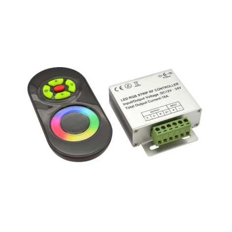 Narva 903001065 - LED RGB bezdrôtový set DC12-24V 3x6A