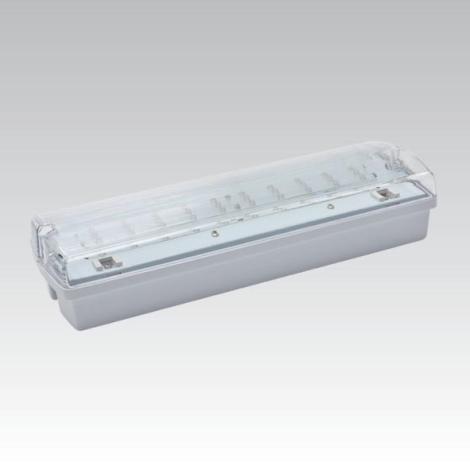 Narva 910101000 - Núdzové svietidlo CARLA LED DIP/5,51W/230V