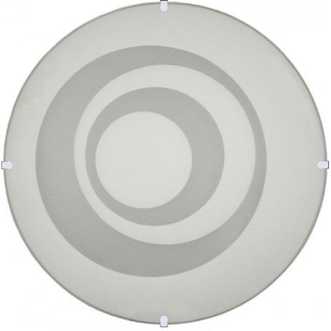 Nástenné stropné svietidlo RINGS, 1xE27/60W