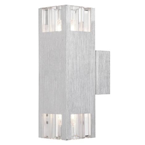 Nástenné svietidlo AMOENA 2xG9/33W/230V