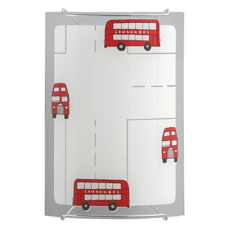 Nástenné svietidlo BUS 1xE14/60W/230V