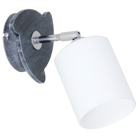 Nástenné svietidlo CORO GREY 1xE27/60W/230V