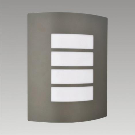Nástenné svietidlo MEMPHIS 1xE27/60W šedé