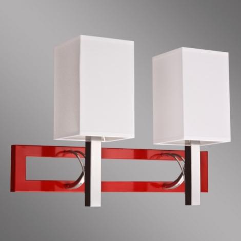 nástenné svietidlo Riffta R - 2xE14/60W/230V