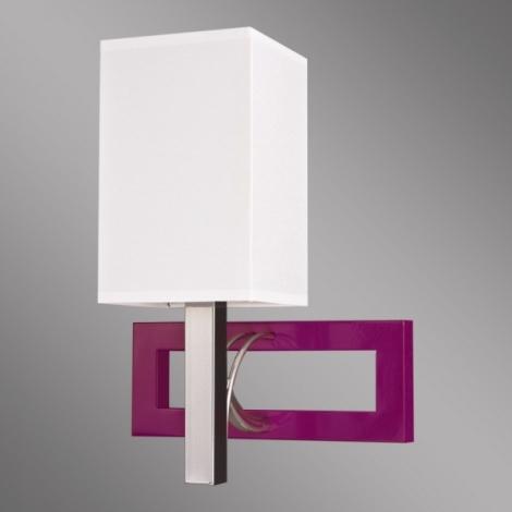 nástenné svietidlo Riffta V - 1xE14/60W/230V