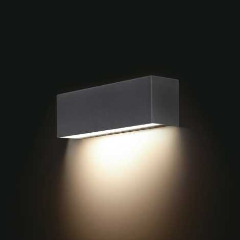 Nástenné svietidlo STRAIGHT WALL 1xE14/40W/230V