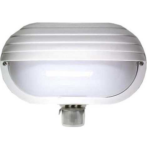 Nástenné svietidlo T259 1xE27/60W s PIR čidlom