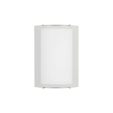 Nowodvorski 2269 - Nástenné svietidlo LUX MAT 3 - 1xE27/100W/230V