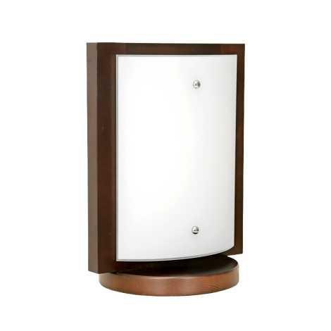Nowodvorski 2452 - Nowodvorski 2452 - Stolná lampa QUADRO 1xE27/60W/230V