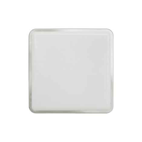 Nowodvorski 3122 - Kúpelňové svietidlo TAHOE I STRIEBORNÝ METALIC - 1xE27/25W/230V