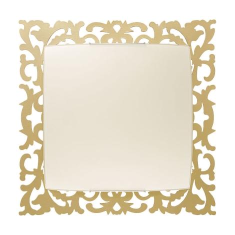 Nowodvorski 3776 - Nástenné svietidlo FATIMA GOLD 8 2xE27/100W