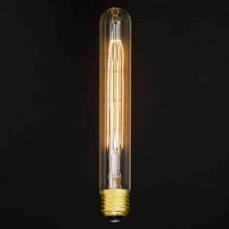 Nowodvorski 5022 - Dekoračná žiarovka E27/60W/230V 188 mm