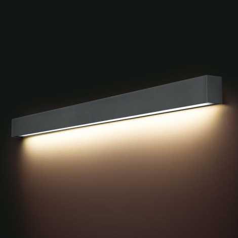Nowodvorski 6353 - Žiarivkové svietidlo STRAIGHT WALL 1xT5/54W/230V