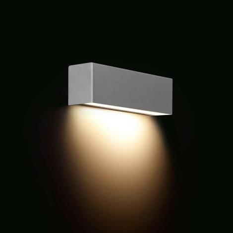Nowodvorski 6354 - Nástenné svietidlo STRAIGHT WALL 1xE14/40W/230V