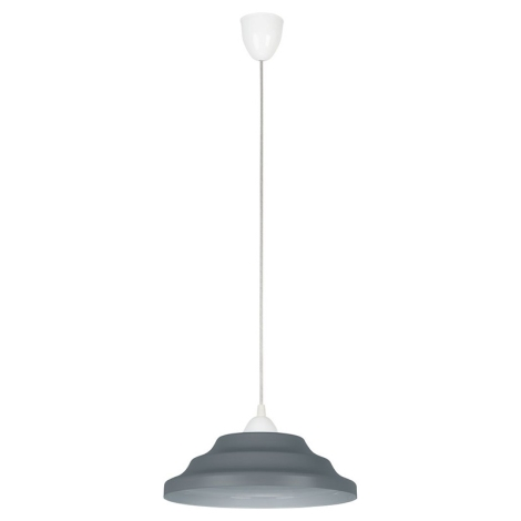 Nowodvorski 6533 - Závesné stropné svietidlo ONDA 1xE27/60W/230V