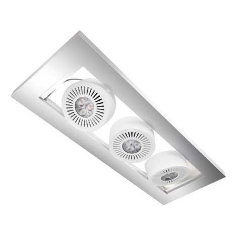 Osram - LED Bodové svietidlo TRESOL 3xLED/4,5W/230V