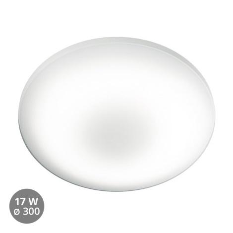 Osram - LED Kúpeľňové stropné svietidlo so senzorom SILARA LED/17W/230V IP44