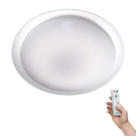 Osram - LED Stmievateľné stropné svietidlo SILARA SPARKLE LED/28W/230V 2800K-6000K