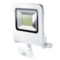 Osram - LED Vonkajší reflektor so senzorom ENDURA LED/50W/240V IP44 bílý